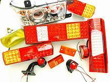 Светодиодные фары, оптика и фонари