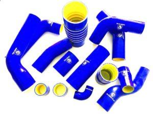 Патрубки силиконовые и комплекты
